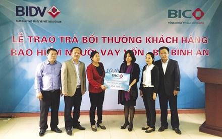 BIC bồi thường hơn 800 triệu đồng cho khách hàng tại Bắc Ninh - ảnh 1