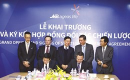 Bảo hiểm Nhân thọ MB Ageas Life chính thức khai trương, công bố thương hiệu