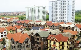 Đề xuất xử lý 10 điểm nghẽn của thị trường bất động sản