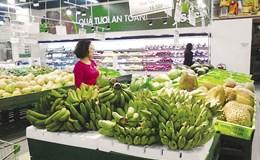 Dịp Rằm Tháng Giêng: Hoa quả tăng nhẹ, thực phẩm giữ giá