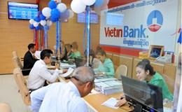 Ngân hàng Việt kinh doanh lãi lớn trên đất Lào