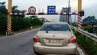 Chính thức cho xe ô tô dưới 7 chỗ, xe máy lưu thông qua cầu Việt Trì