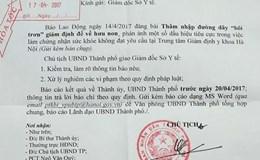 """Chủ tịch UBND TP.Hà Nội yêu cầu xử lý nghiêm vụ """"bôi trơn"""" giám định sức khỏe"""