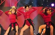 Đông Nhi làm nổ tung sân khấu The Remix với màn nhảy cực sung