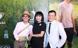 """Sao Việt hào hứng đi xem phim """"Tôi thấy hoa vàng trên cỏ xanh"""""""