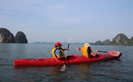 Phí thăm quan vịnh Hạ Long: Bán trọn tuyến thay vì bán theo điểm từ 1.4