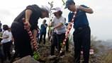 Vietravel và Vietnam Airlines trồng 50.000 cây xanh tại Quảng Ninh