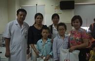 Mang quà Tết 1.6 đến với các bệnh nhi