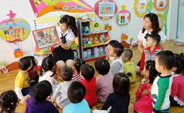 Quy định về chuyển ngạch giáo viên mầm non