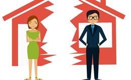 Đất được cho riêng trong thời kỳ hôn nhân, đứng tên đồng sở hữu, chia thế nào khi ly hôn?