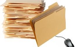 Tốt nghiệp đại học, làm văn thư, xếp ngạch gì?