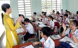 Cách phân hạng giáo viên THCS