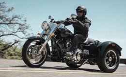 Harley-Davidson Freewheeler - xế khủng 3 bánh mới