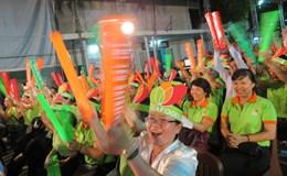 Saigon Tourist giành chiến thắng Chung kết giờ thứ 9