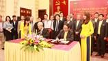 Ký thỏa thuận hợp tác giữa Tổng Cty Bưu điện VN và Tổng cục Thống kê