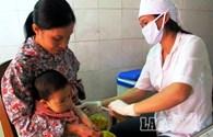 Ninh Bình: 86 trường hợp phản ứng với vắc xin Quinvaxem