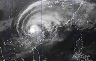 Bão số 14: Bản tin mới nhất về vị trí siêu bão Haiyan