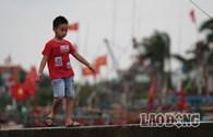 Thái Bình: Mọi sinh hoạt đã trở lại bình thường sau bão