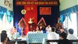 LĐLĐ huyện Ea Kar (Đắc Lắc): Thành lập CĐCS Hợp tác xã Nông nghiệp 714