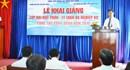 LĐLĐ tỉnh Quảng Ngãi: Khai giảng lớp Đại học phần lý luận và nghiệp vụ CĐ năm 2016