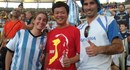 Chuyện chưa kể về đại gia Việt sang Brazil thuê trực thăng xem World Cup