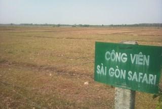 """""""Dự án Công viên Sài Gòn tầm cỡ Đông Nam Á"""": Thu hồi các quyết định bồi thường cho dân"""