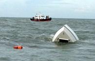 Đảng ủy Khối doanh nghiệp Bà Rịa - Vũng Tàu đề nghị sớm đưa vụ chìm tàu biển Cần Giờ ra xét xử