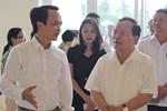 Chủ nhiệm Ủy ban Kiểm tra TƯ thăm dự án của Tập đoàn FLC