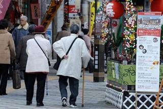 """Hiện tượng """"lão hóa tội phạm"""" ở Nhật Bản"""