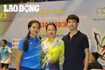 Chuyện về những gia đình VĐV dự Giải cầu lông CNVCLĐ toàn quốc - Cúp Báo Lao Động lần thứ 2