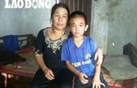 LDS15042: Đáng thương bé mồ côi cha, sống với mẹ động kinh