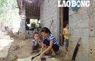 LDS15043: Nỗi bất hạnh tột cùng của đôi vợ chồng trẻ có 2 con bị câm điếc