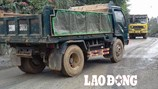 Quốc Oai (Hà Nội): Mỏ đá phá nhà dân