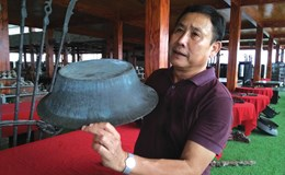 """Tỉ phú """"thời gian"""" và bộ sưu tập đồng hồ, cổ vật văn hóa Việt"""