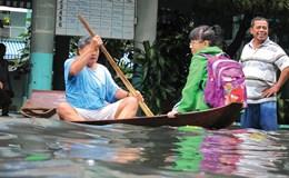 Đi tìm lời giải cho bài toán ngập lụt ở TPHCM