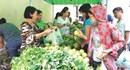 Phiên chợ nông sản sạch: Vì lợi ích của người tiêu dùng và phát triển của doanh nghiệp