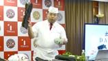 Thưởng thức tài dùng dao của đầu bếp nổi tiếng Nhật Bản Nonaga Yukari