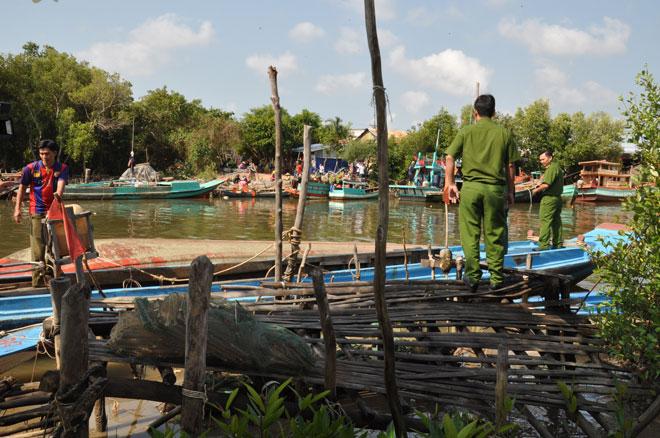 Tranh chấp ngư trường ở Kiên Giang: Khi pháp luật bị thách thức!