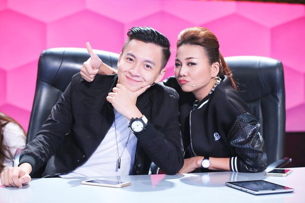 """Việt Hương hờn dỗi Hoài Linh vì siêu mẫu Thanh Hằng và """"siêu nhân"""" Ngô Kiến Huy - H9"""