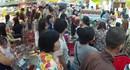 TPHCM: Chen nhau đi siêu thị, chợ ế ẩm