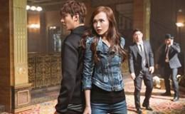 """Đường Yên vướng tình tay ba với Chung Hán Lương và Lee Min Ho trong """"Thợ săn tiền thưởng"""""""