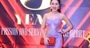 Hoa hậu Huỳnh Thúy Anh nổi bật với đầm xuyên thấu lấn át dàn á hậu, hoa khôi