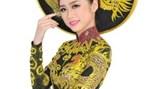 Á khôi Trương Thái Thùy Dương dự thi Hoa hậu Bản sắc toàn cầu 2017