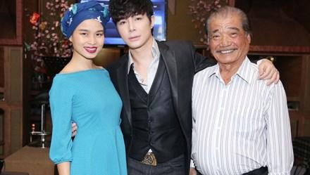 """Nathan Lee, Đồng Lan tự tin hát với dàn nhạc """"khủng"""""""