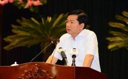 Bí thư Đinh La Thăng mong muốn phát triển Cần Giờ thành trung tâm du lịch
