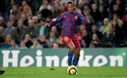 Huyền thoại Ronaldinho sẽ rước cúp UEFA Champions League đến Việt Nam