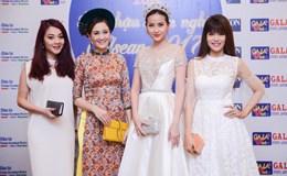 Dàn sao Việt đọ dáng tại buổi họp báo Hoa hậu Hữu nghị ASEAN 2017