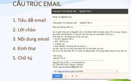 5 kỹ năng viết email xin việc giúp bạn tìm việc ở Hồ Chí Minh hiệu quả
