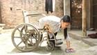 LD1641: Hoàn cảnh đáng thương của người phụ nữ bị liệt
