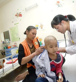 Cơ hội sống cho bệnh nhân ung thư